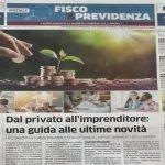 Fisco e Previdenza inserto L'Arena